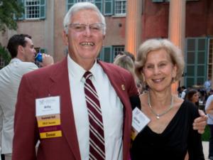 CofC-Spring Alumni Weekend-Testimony-Billy-Silcox